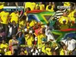 Ev Sahibi Güney Afrika Danimarka'ı 1-0 Yen