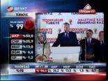 Başbakan Recep Tayyip Erdoğan'ın Seçim Sonrası İlk Konuşması