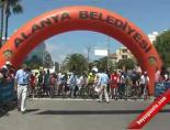 Türkiye'nin İlk Özel Bisiklet Yarışı Antalya'da