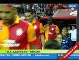 Galatasaray Braga maçı geniş özeti ve goller (Ruben Micael)