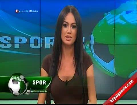 Kübra Hera Aslan - Spor Habeleri 16.11.2012