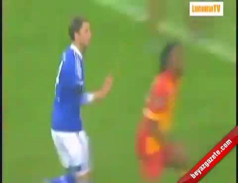 Galatasaray Schalke: 3-2 Maçın Özeti