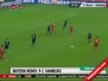 Bayern Münih - Hamburg: 9-2 Maçın Özeti