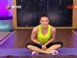 Ebru Şallı İle Pilates (Plates) Ebruli 22.04.2013