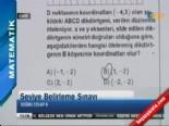 SBS Soruları ve Cevapları 'Matematik' (SBS Soruları 2013)