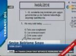 SBS Soruları ve Cevapları 'İngilizce-Yabancı Dil' (SBS Soruları 2013)