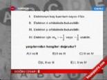 2013 LYS Kimya Soruları ve Cevapları (LYS-2 Soruları 2013)