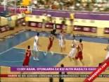 Türkiye Sırbistan: 79-62 Basketbol Maçı