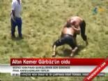 652. Tarihi Kırkpınar Güreşleri 2013 Şampiyonu Ali Gürbüz Oldu
