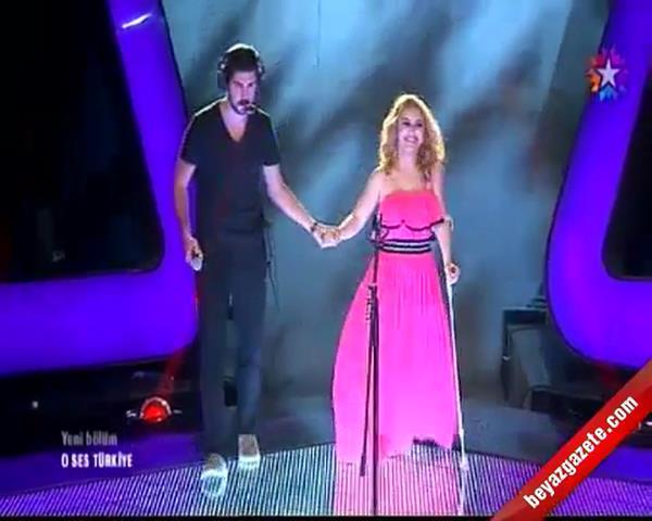 O Ses Türkiye - Jüri Ebru Gündeş ve Hadise Yarışmacı Çiğdem Bezci Düet Yaptı İzle
