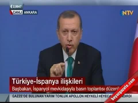 Başbakan Erdoğan'dan Ses Kaydı Açıklaması