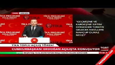 Cumhurbaşkanı Erdoğan: Kimin bağından kimi kovuyorsunuz