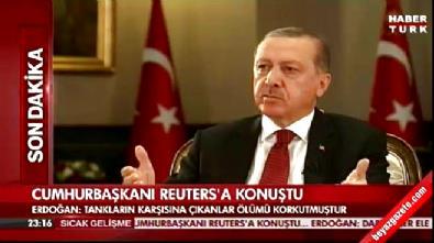Erdoğan: Çok açık bir istihbarat zaafiyeti var