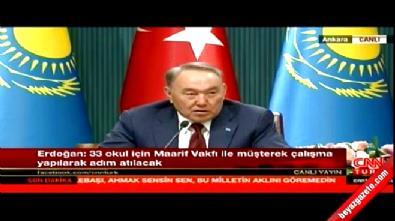Cumhurbaşkanı Erdoğan'dan tercümana uyarı