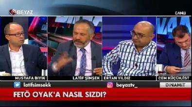 Latif Şimşek canlı yayında isyan etti