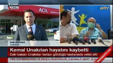 Eski Maliye Bakanı Kemal Unakıtan hayatını kaybetti! Kemal Unakıtan kimdir?
