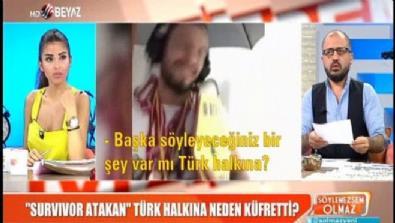 Avatar Atakan'dan Türk halkına ağır küfür iddiası!