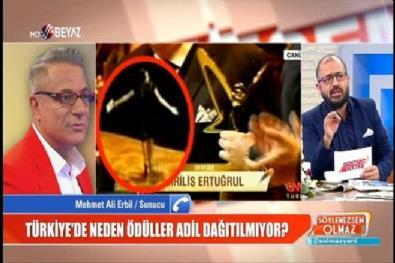 Mehmet Ali Erbil'den, olay yaratacak Altın Kelebek açıklaması
