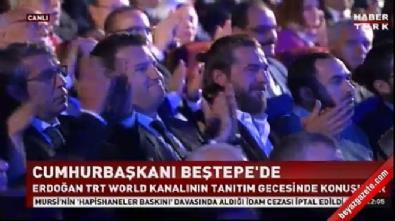 Cumhurbaşkanı Erdoğan'dan Okan Bayülgen'e tepki