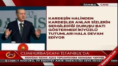Cumhurbaşkanı Erdoğan: Sonuç ne çıkarsa çıksın...