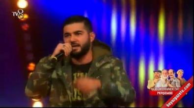 O Ses Türkiye - Ölü yıkayıcısı (Gassal) Rapçi Resul Aydemir (Misal) 'Çocukluğum'