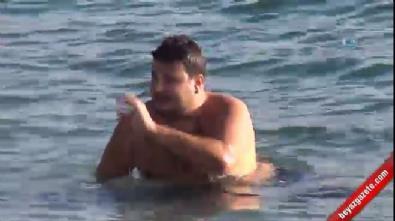 Bodrum'da Kasım ayında deniz keyfi