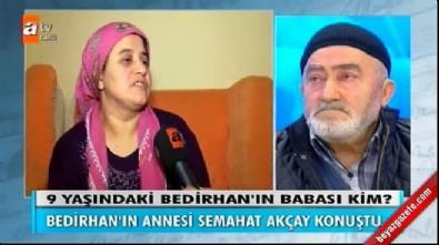 Müge Anlı - 9 yaşındaki Bedirhan'ın babası kim? Yasin Bey mi, Bayram Yıldız mı? Annesi açıkladı