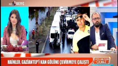 Hainler, Gaziantep'i kan gölüne çevirmeye çalıştı