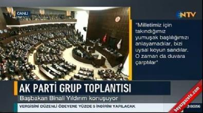 Binali Yıldırım'dan CHP'ye eleştiri