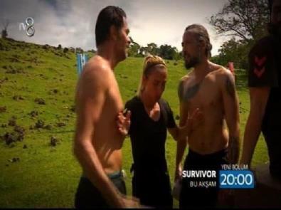 Survivor 2017 - İlhan Mansız ve Fatih Hürkan kavgası!