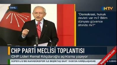 Kılıçdaroğlu: AYM güven vermiyor