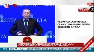 Erdoğan: Millet ne derse, Allah ne derse o olacak
