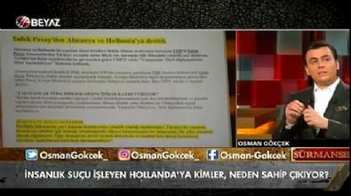 Osman Gökçek: Şafak Pavey'in milli olma ihtimali sıfır