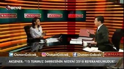 Osman Gökçek: Darbe olursa millet bu kez nasıl cevap verir görürsünüz