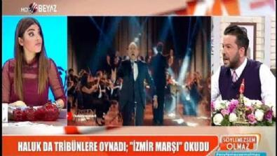 Haluk Levent'in ''İzmir Marşı'' klibinde ilginç detaylar