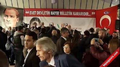 Deniz Baykal Zonguldak'ta konuştu