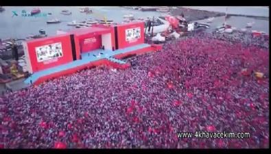 Erdoğan: Başaramayacaksınız, bu milleti bölemeyeceksiniz