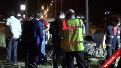 Afyonkarahisar'da korkunç kaza: 4 ölü, 3 yaralı