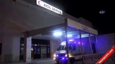 Edirne'de zehirlene askerler hastaneye kaldırıldı