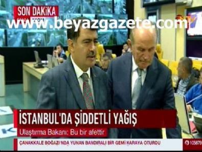 Kadir Topbaş ve Vasip Şahin'den kritik açıklama! O saate dikkat..