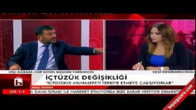 Veli Ağbaba: Darbeyi Atatürkçü subaylar önledi