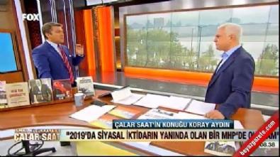 Koray Aydın Cumhurbaşkanı adaylarını açıkladı
