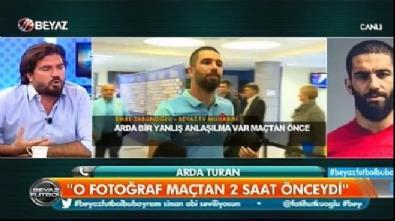 Rasim Ozan: Arda Terim'le kucaklaşırsa adam değildir!