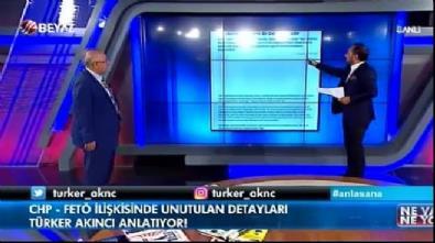 Türker Akıncı'dan Kılıçdaroğlu'na zor soru
