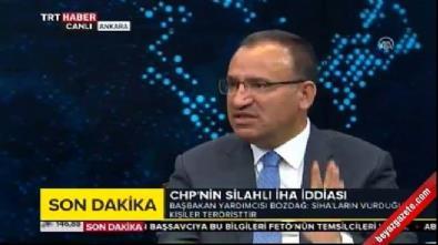 Bozdağ'dan CHP'ye eleştiri