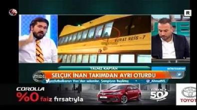 Dursun Özbek'in batıl inancı
