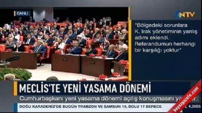 Cumhurbaşkanı Erdoğan: Yanlıştan dönerlerse Türkiye yanlarında olacak