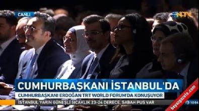 Cumhurbaşkanı Erdoğan: Yumuşaktır diye kimse kimseyi kandırmasın