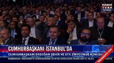 Cumhurbaşkanı Erdoğan: İstanbul'a ihanet ettik ben de bundan sorumluyum