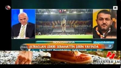 Sebahattin Şirin (Sebo Reis) Beyaz Futbol'a konuştu
